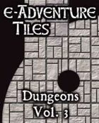 e-Adventure Tiles: Dungeons Vol. 3