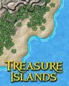 SkeletonKey Games presents Treasure Islands