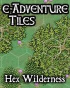 e-Adventure Tiles: Hex Wilderness