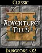 Classic Adventure Tiles: Dungeons 02
