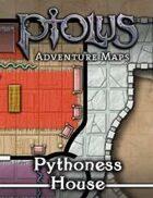 Ptolus Adventure Maps: Pythoness House
