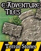 e-Adventure Tiles: Hazards - Terror Stones