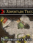 2e Adventure Tiles: Necromancer's Cave