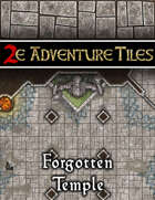2e Adventure Tiles: Forgotten Temple