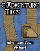 e-Adventure Tiles: Adventure Town - Wharf