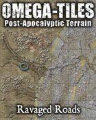 OMEGA-TILES 01: Ravaged Roads