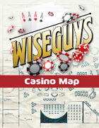 Wiseguys Casino map