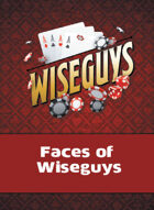 Wiseguys Faces of Wiseguys deck
