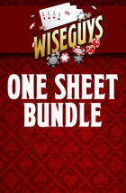 Wiseguys One sheet bundle [BUNDLE]