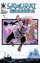 Samurai Grandpa #2