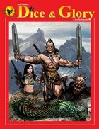 Dice & Glory RPG Core Rulebook