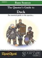 The Quester's Guide to Duck