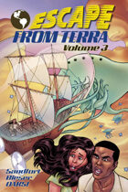 Escape From Terra, Volume 3 [BUNDLE]