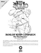 The Folio #6.5 The Final Banner [Mini-Adventure]