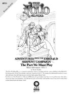 The Folio #12.5 The Part We Must Play [Mini-Adventure AT2.5]