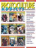 Protoculture Addicts Promotional Issue