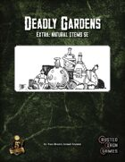 Deadly Gardens Extra: Natural Items 5E