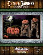 Spooky Gardens Halloween Special