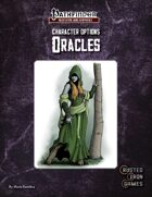 Character Options: Oracles