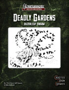 Deadly Gardens: Razorleaf Swarm