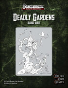 Deadly Gardens: Blood Root