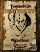 Tombstone Gazetteer Preview