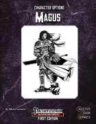 Character Options: Magus