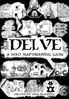 DELVE: A Solo Map Drawing Game