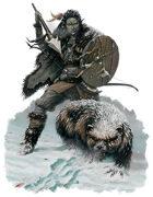 Character - Huntress - RPG Stock Art