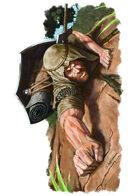 Character - Adventurer - RPG Stock Art