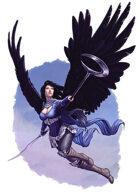 Character - Ambryl - RPG Stock Art