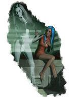 Character - Melpomene - RPG Stock Art