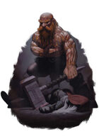 Character - Dwarf Victor - RPG Stock Art