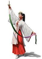 Character - Miko - RPG Stock Art