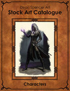 Catalogue - Characters - RPG Stock Art
