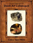 Catalogue - Colour Spot Fillers - RPG Stock Art