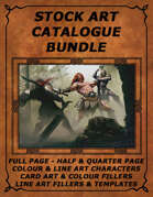Catalogue - All Artwork - RPG Stock Art [BUNDLE]