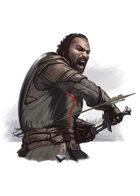 Filler spot colour - event: arrow hit - RPG Stock Art