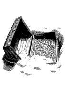 Filler spot - items: buried treasure - RPG Stock Art