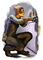 Character - Transgenic Engineer - RPG Stock Art