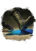 Filler spot colour - spell: grease - RPG Stock Art
