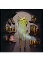 Colour card art - environment: killers trophy room - RPG Stock Art