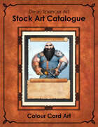 Catalogue - Colour Card Art - RPG Stock Art