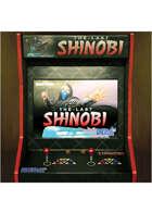 Colour card art - items: arcade; the last shinobi - RPG Stock Art