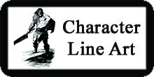 Character Line Art