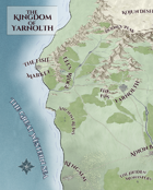 Era: Lyres - Map of the Kingdom of Yarnolth
