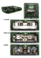Era: Hitman - Villa Map