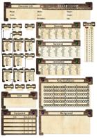 Era: Lyres Character Sheet