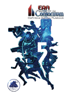 Era: The Consortium - 5th Anniversary Definitive Edition Rulebook
