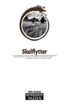 Skelflytter - A Creature for Vaesen